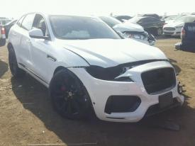 Salvage Jaguar F-PACE
