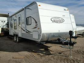 Salvage Jayco SWIFT 154