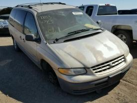 Salvage Plymouth Grand Voyager